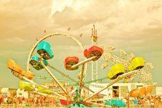 Loving the nostalgic carnival photos lately!