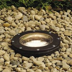 Olde Bronze Kichler 15447OZ Landscape 12 Volt Low Volt Solid Brass Landscape Path Lighting Xenon