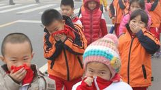 Everyday life is as dangerous as heavy smoking in some polluted areas of China.  The new r #news #alternativenews