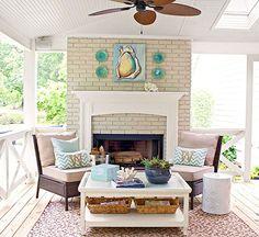Terrassengestaltung Ideen - 16 kreative Gestaltungen für die Veranda