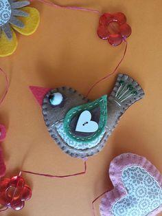 Ptačí girlanda   Zboží prodejce Spiritnelis 3b2afae81a