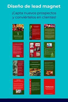 Lead magnet para incrementar tu lista de suscriptores, diseños originales y personalizados Cover Design, Originals