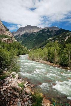 Animas River, Durango, Colorado