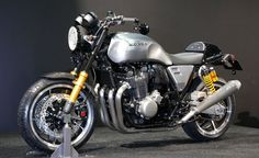 """Honda revealed a new concept model based on the CB1100 in Osaka. Dubbed the Concept CB Type II, it's described as """"a new direction in air-cooled CB models."""""""