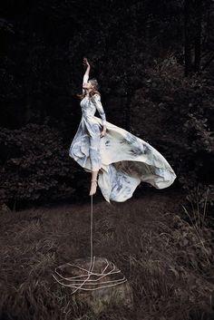 Photographer: Eva Creel; Model: Julia Brischtel; Assistant: Austin Creel