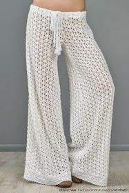 Crochet Patterns to Try: Free Crochet Charts for Spectacular Summer Pants