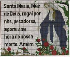 Santa Maria, Charlie E Lola, Ben E Holly, Lilo E Stitch, Beauty, Dresses, Cross Stitch Angels, Cross Stitch Art, Prayer Of Saint Francis