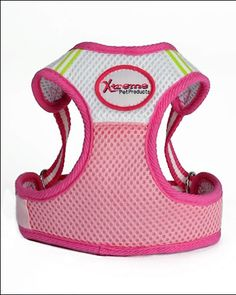 Comfort Harness adjustable with an ergonomic fit to allow for maximum mobility - for dogs 6-10 lbs - no better harness available for your buddy - Pink >>> More info could be found at the image url. (This is an affiliate link and I receive a commission for the sales)