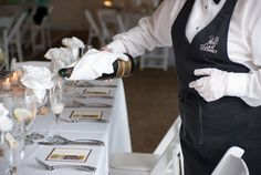 White Wedding by The Casual Gourmet. http://www.thecasualgourmet.com