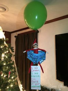 Elf on the Shelf Master List Updated Daily during the holidays - best list around! http://www.mamacheaps.com/elf-on-the-shelf-ideas