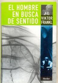 ...El hombre en busca de sentido, es una obra magistral donde Viktor explica la experiencia que le supuso ser prisionero, durante tres años, en los campos de concentración... [Connecta't a la lectura]
