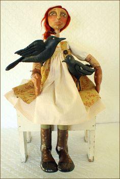 Francine w Crows