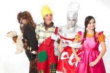 Para los más pequeños de la casa, visita Oviedo estas Navidades. Día 27 de Diciembre Musical El Mago de Oz y día 28 de Diciembre Musical El Libro de la Selva, los dos en el Teatro Campoamor, a 1 minutito a pie del Gran Hotel España. Recuerda, hasta 12 años, los niños duermen gratis