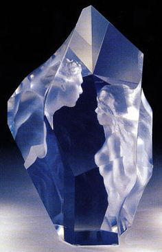 Image detail for -Frederick Hart : Prologue Acrylic Sculpture - Art Brokerage