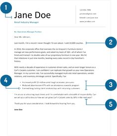 Outstanding cover letter examples hr manager cover letter example what your cover letter should look like in 2018 spiritdancerdesigns Image collections