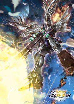 Everything Gundam - Gundam Cross War Wallpapers (Part - Page 2 - Wattpad Gundam Wing, Gundam Art, Wings Wallpaper, Iphone Wallpaper, Gundam Iron Blooded Orphans, Gundam Astray, Gundam Wallpapers, Gundam Custom Build, Cool Robots