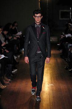 Fall 2014 Menswear - Michael Bastian