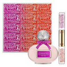 COACH POPPY GIFT SET (3.4 OZ EDP & POPPY ROLL-ON) ORIGINAL $99 OUR PRICE $85 QTY-1