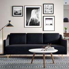 The Facts On Painless Advice In Fine Living Room Decor Tips - Lois Thompson Designs Design Furniture, Modern Furniture, Modern Decor, Diy Ikea Hacks, Primark Home, Design Living Room, Sofa Colors, Sofa Upholstery, Decoration