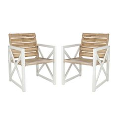 Beautiful teak-brown acacia wood comes together to create the timeless Acacia Beach Chair. Place the pair on your patio or by the swimming pool and sunbathe in modern beach style.  Find the Acacia Beach Chair - Set of 2, as seen in the Beach House Getaway  Collection at http://dotandbo.com/collections/beach-house-getaway?utm_source=pinterest&utm_medium=organic&db_sku=SAF0085