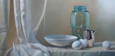 David gray, still life, classical realism, contemporary realism, oil painting