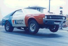 photos of amx super stocks | Muscle Cars You Should Know: 1969 Hurst AMC Super Stock AMX