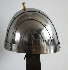 Byzantine Concentric Helmet - commercially available version