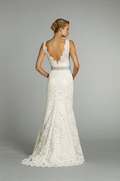Jim Hjelm Wedding Dress - Weddings