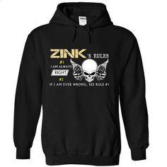 ZINK Rules - #handmade gift #grandma gift