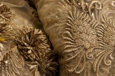 Indulge in the gold collection from H.P.Singh and you are sure to forget all the other fabrics.