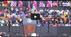 Video:Auma Obama's speech at Kasarani - FULL