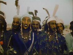 Wodaabe - Herdsmen of the Sun