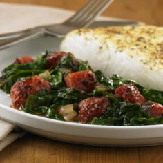 images about SPINACH RECIPES on Pinterest | Creamed spinach, Spinach ...