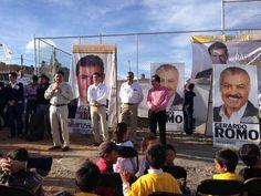 Con Rafael Flores candidato a Dip. Local por el Dtto. IV y Gerardo Romo para Pdte. Municipal en Guadalupe #Zacatecas pic.twitter.com/TndNripyHC