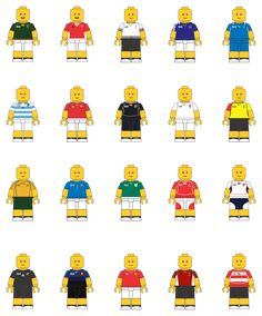 Google + Cover photo for @Hedley Lagrand (arugbylife) #Lego #Rugby