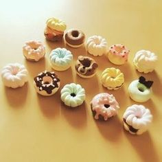 Polymer Clay Crafts, Diy Clay, Doll Crafts, Sewing Crafts, Kawaii Phone Case, Kawaii Accessories, Clay Food, Decoden, Clay Charms