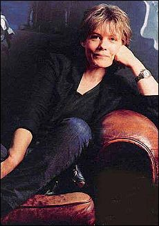 Fred Vargas. A French crime writer, a genius one. Simply love her books