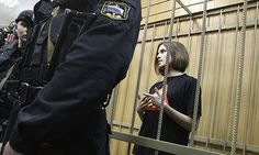 Pussy Riot's Tolokonnikova 'is being punished with move to Siberian prison'