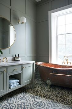 The English Tapware Company Guest Bathrooms, Master Bathroom, Country Bathrooms, Chic Bathrooms, Bathroom Vanities, Bathroom Design Small, Bathroom Interior Design, Classic Bathroom Design Ideas, Bathroom Designs