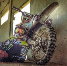 Keep Calm and ride like Travis Pastrana