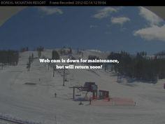 Boreal Mountain Resort - Boreal - Truckee, CA - Lake Tahoe California/Nevada