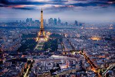 Один день в Париже Paris one day
