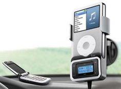 Bluetooth Car Kit w/ FM Transmitter