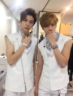 Johnny and Hansol #SMROOKIES