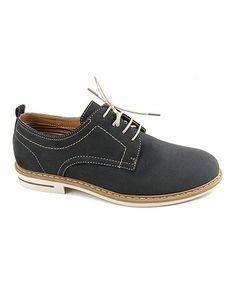 Look what I found on #zulily! Green Lace-Up Oxford #zulilyfinds