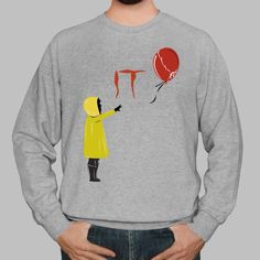 Horror Movie T Shirts, Graphic Sweatshirt, My Love, Sweatshirts, Sweet, Sweaters, Clothes, Fashion, Cute Clothes