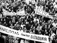 Passeata dos Cem Mil - Rio de Janeiro - 1968
