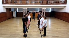 English Country Dance - Lulle me beyond thee - with Tutorial - Arbon e.V.