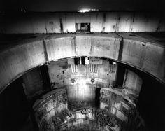 Abandoned missile silo