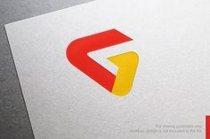 Colorful Letter G Logo by nospacestore on @creativemarket